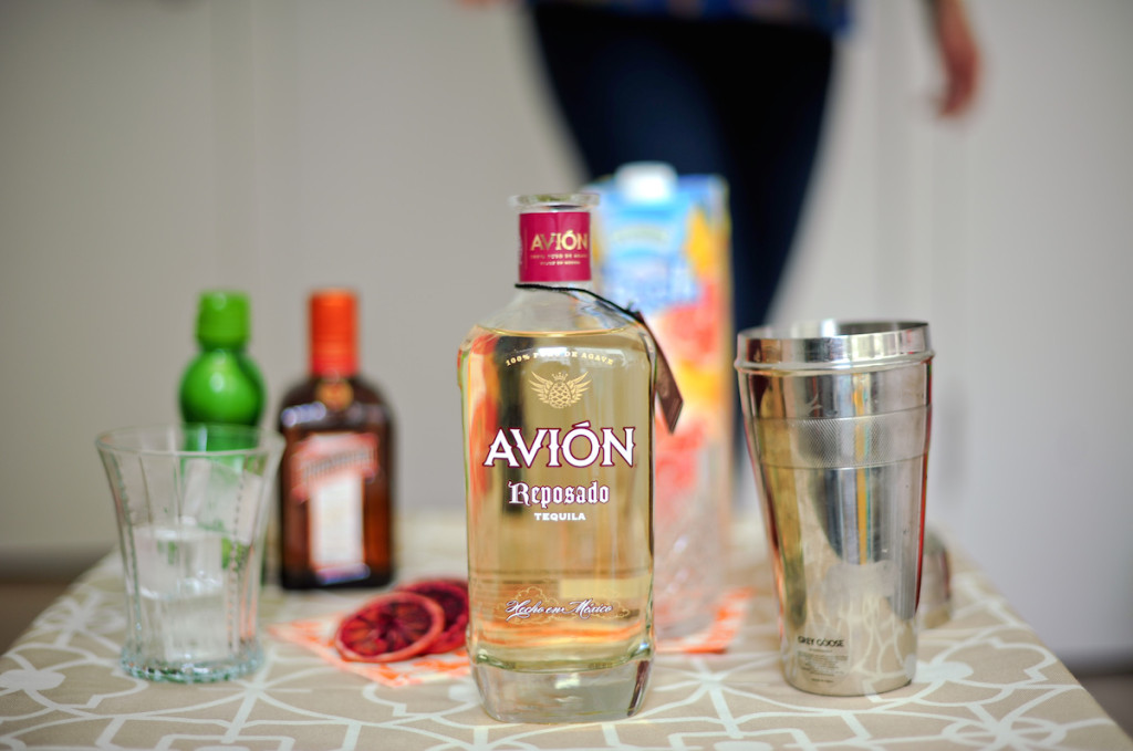 Avion Tequila for Margaritas