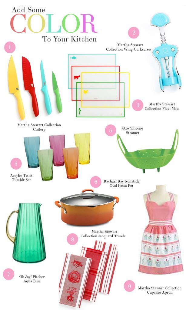 Cookware Essentials for your Wedding Registry