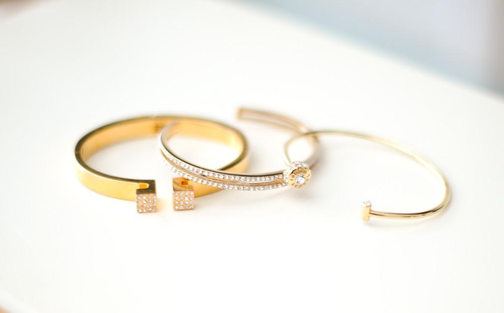 Vita Fede Gold Bracelet, Henri Bendels Semi Precious bracelets