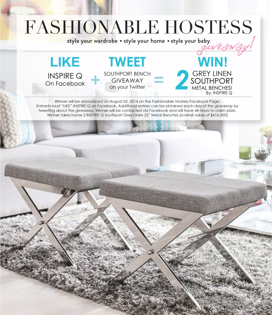 Fashionable Hostess Giveaway_Vertical Giveaway Details