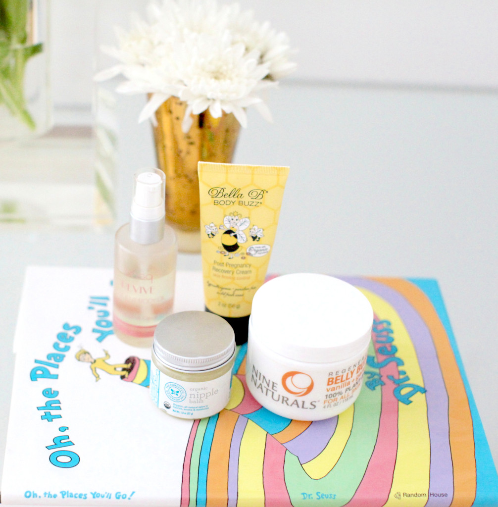 safe products for new moms