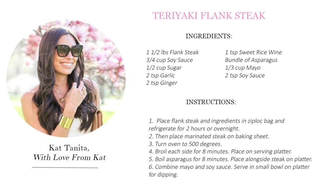 1. Kat Tanita Recipe