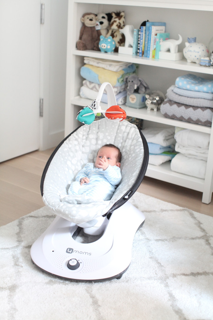 4moms rockaroo baby swing review