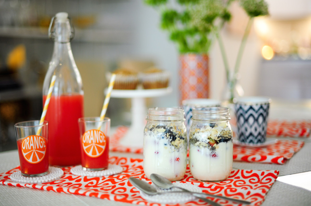 Host a weekend brunch party