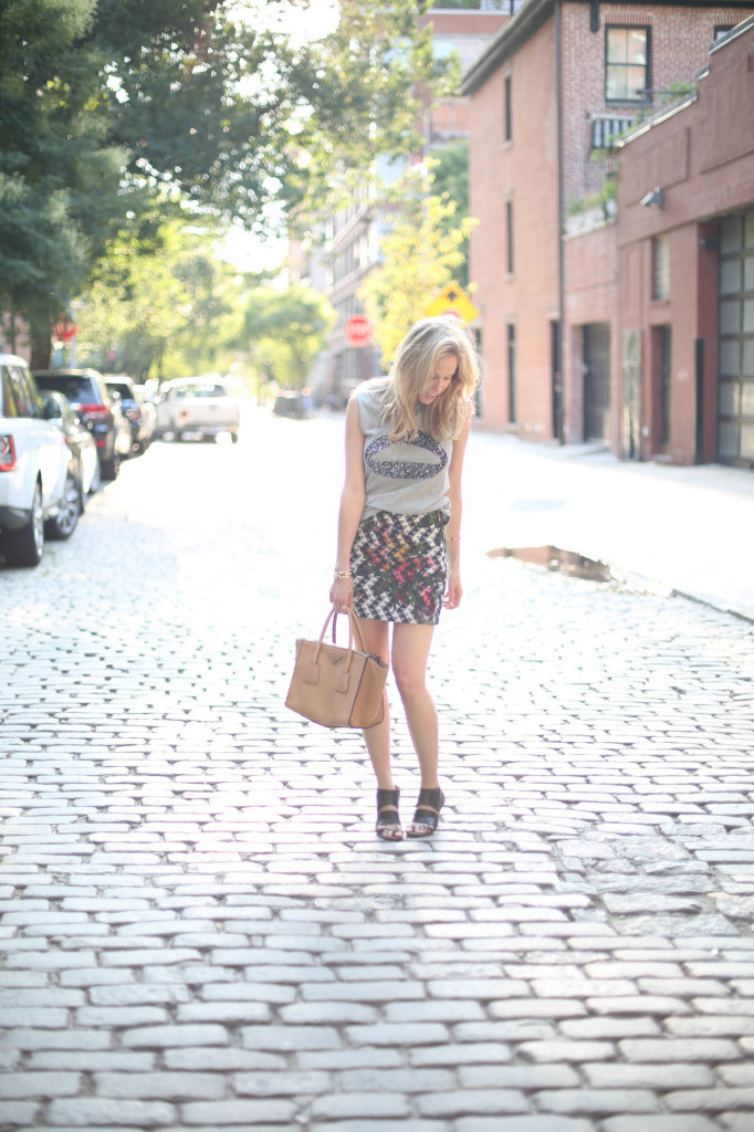 What NYC Bloggers wear to NYFW and NYFW Fall Street Style
