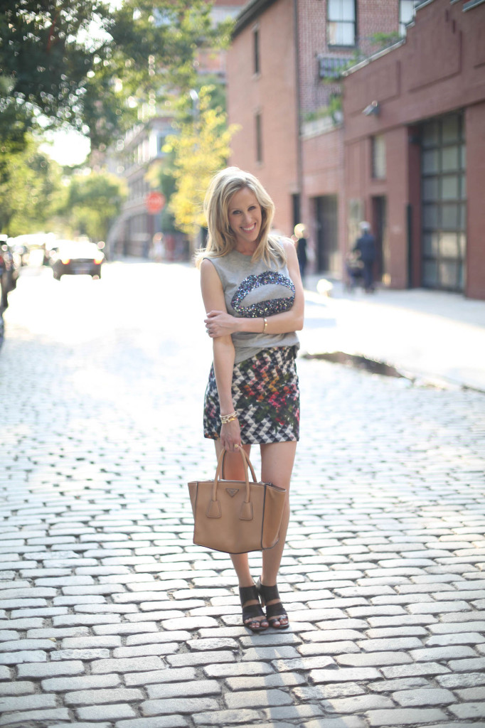 NYFW fall stree style looks and fashion week outfit by Fashionablehostess.com