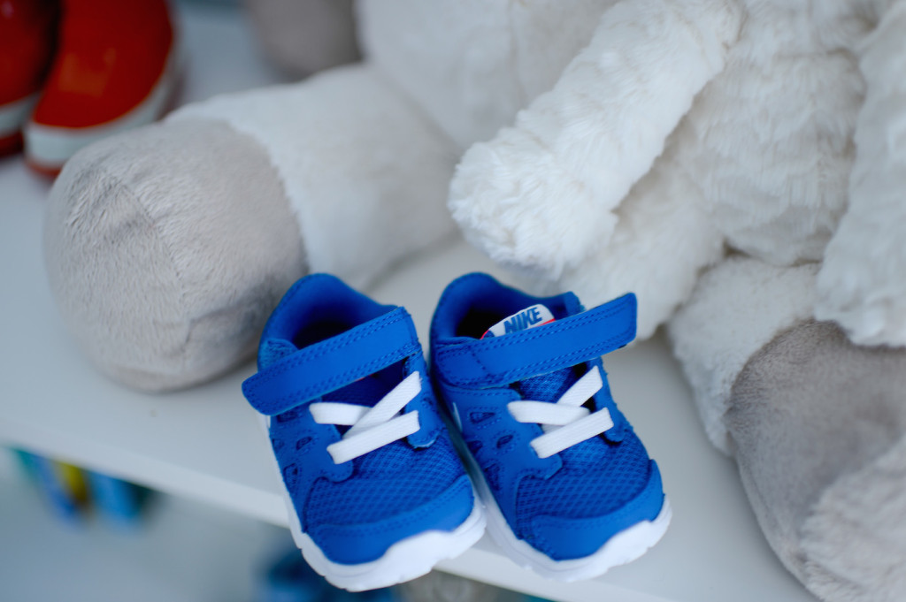 Baby Boy Nike Sneakers