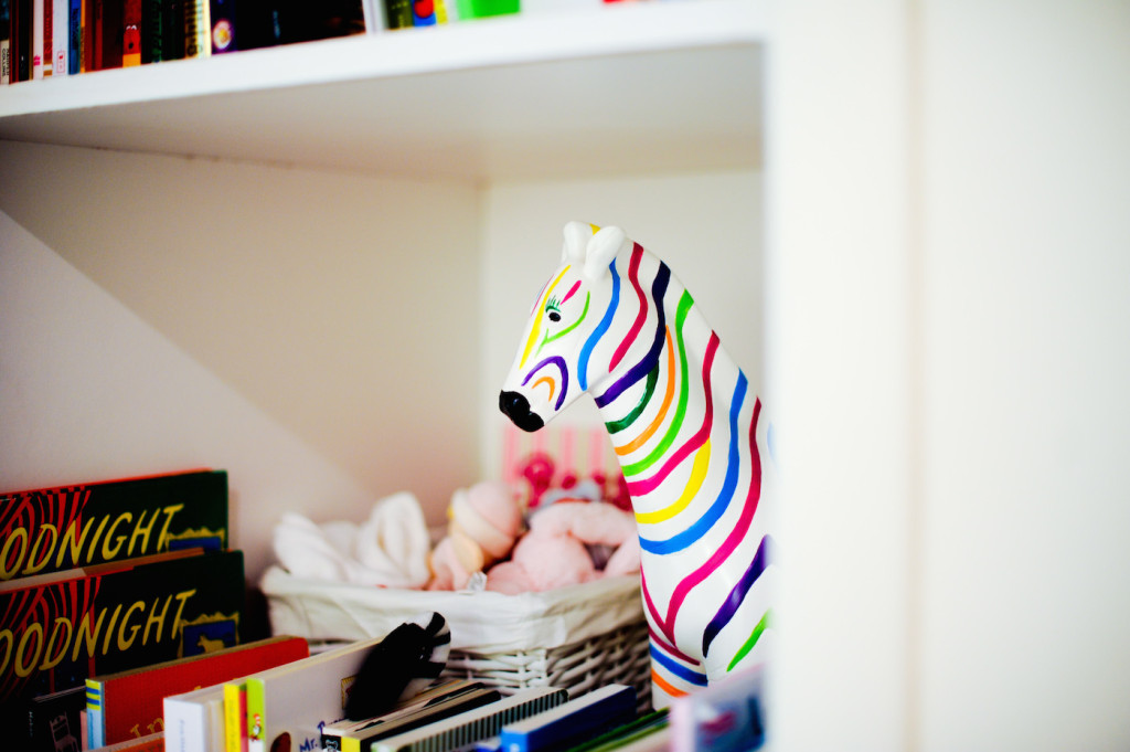 C Wonder Zebra