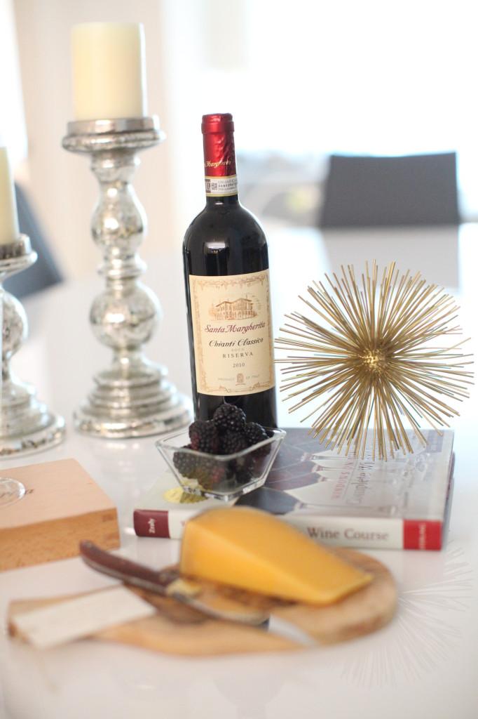 Santa Margherita Chianti Classico, Fall Wine Pairings