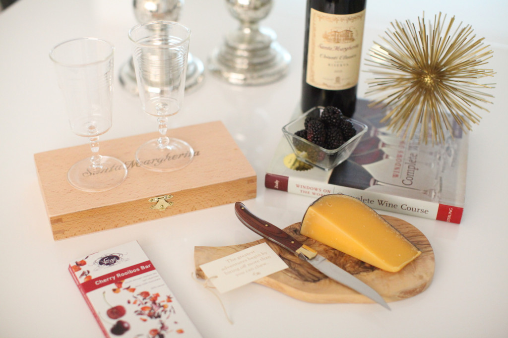 Fall Cheddar Cheese Fall Wine Pairing