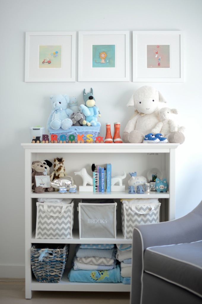 Inspiration for Decorating your Baby Boy Nursery