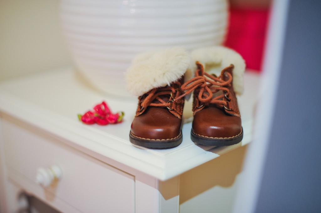 Jacadi Baby Boots