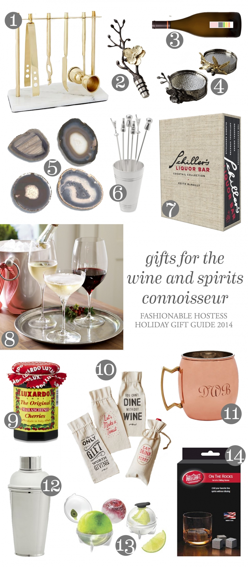 Holiday Hostess - Gift Guide - Wine+Spirits Connoisseur