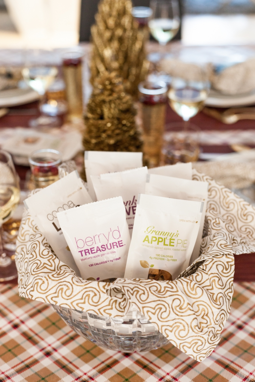 Variety of Nourish Snack Packs