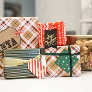 Best holiday wrapping, ribbons and gift tags