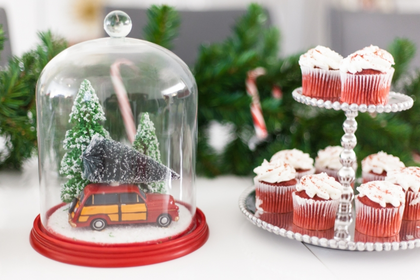 target holiday decorations on fashionable hostess - Christmas Dessert Decorations