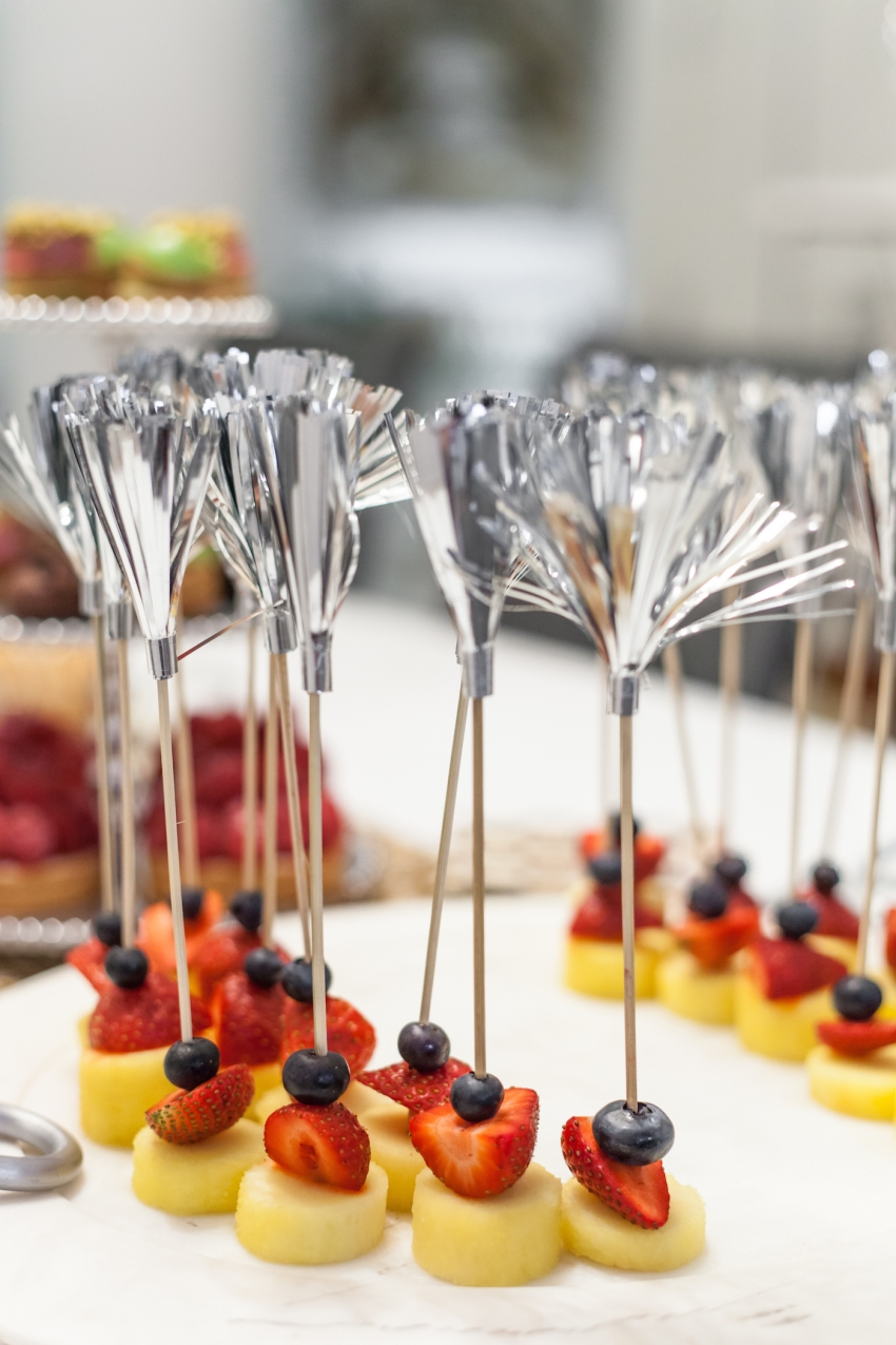 dessert skewers for the Holidays