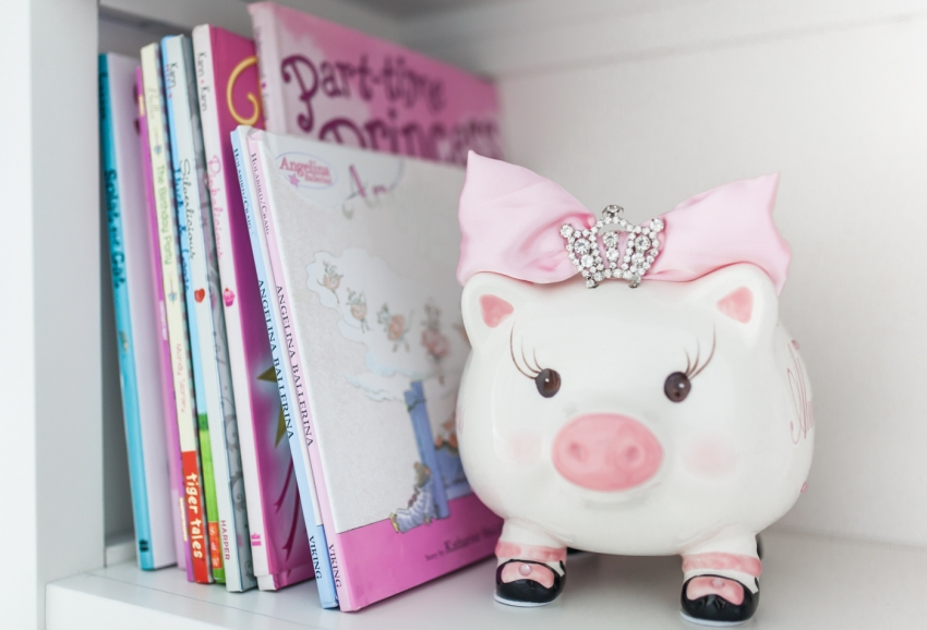 Baby Girl Gifts for their Nursery