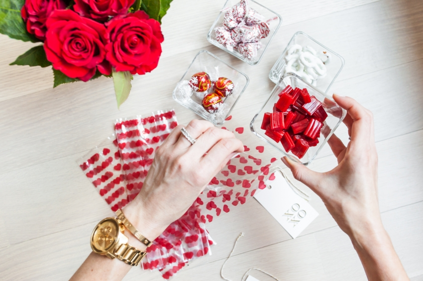 diy valentine's day gifts – fashionable hostess, Ideas