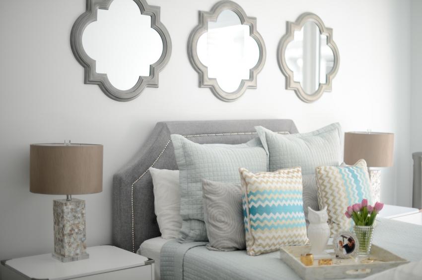 Fashionable Hostess bedroom decor