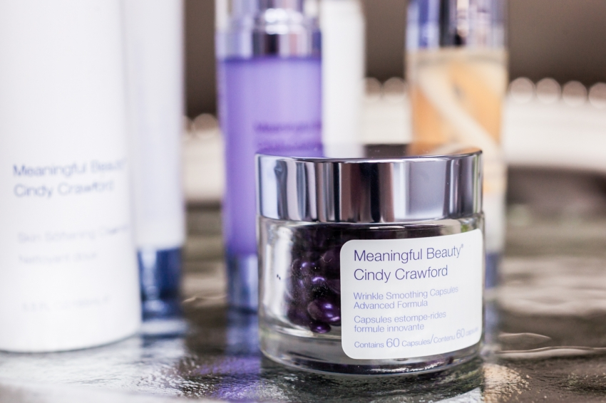 Meaningful Beauty by Cindy Crawford Wrinkle Smoothing Capsules