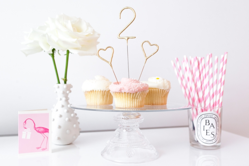 Second Birthday Party Decorations by fashionable Hostess