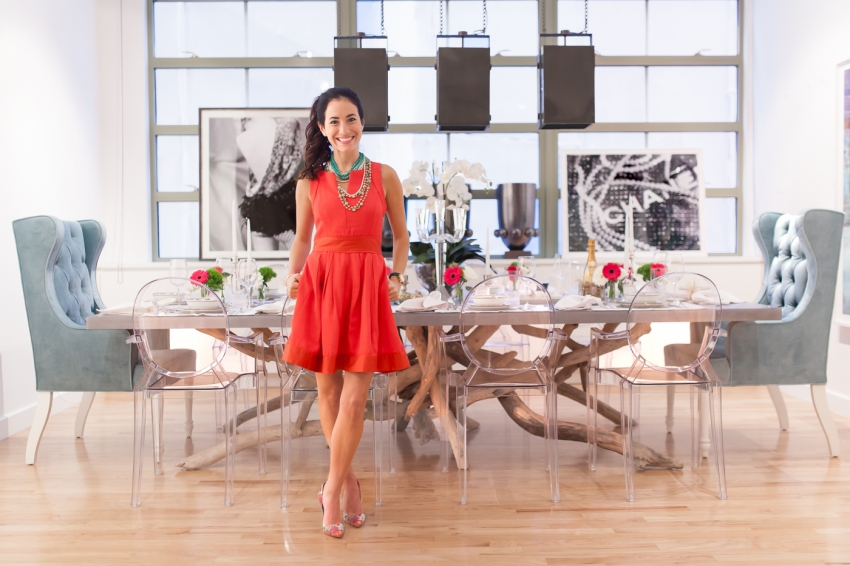 Sitting down with Lisa Eryn Silverman of These Fine Walls by Fashionable Hostess - 14