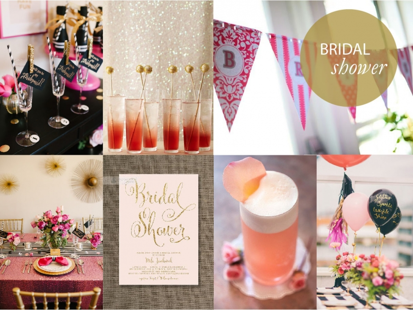 Throw the perfect bridal shower