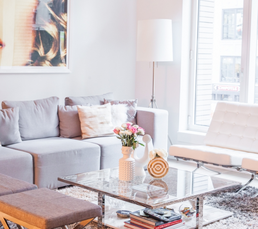 apartment winter pick me up tips