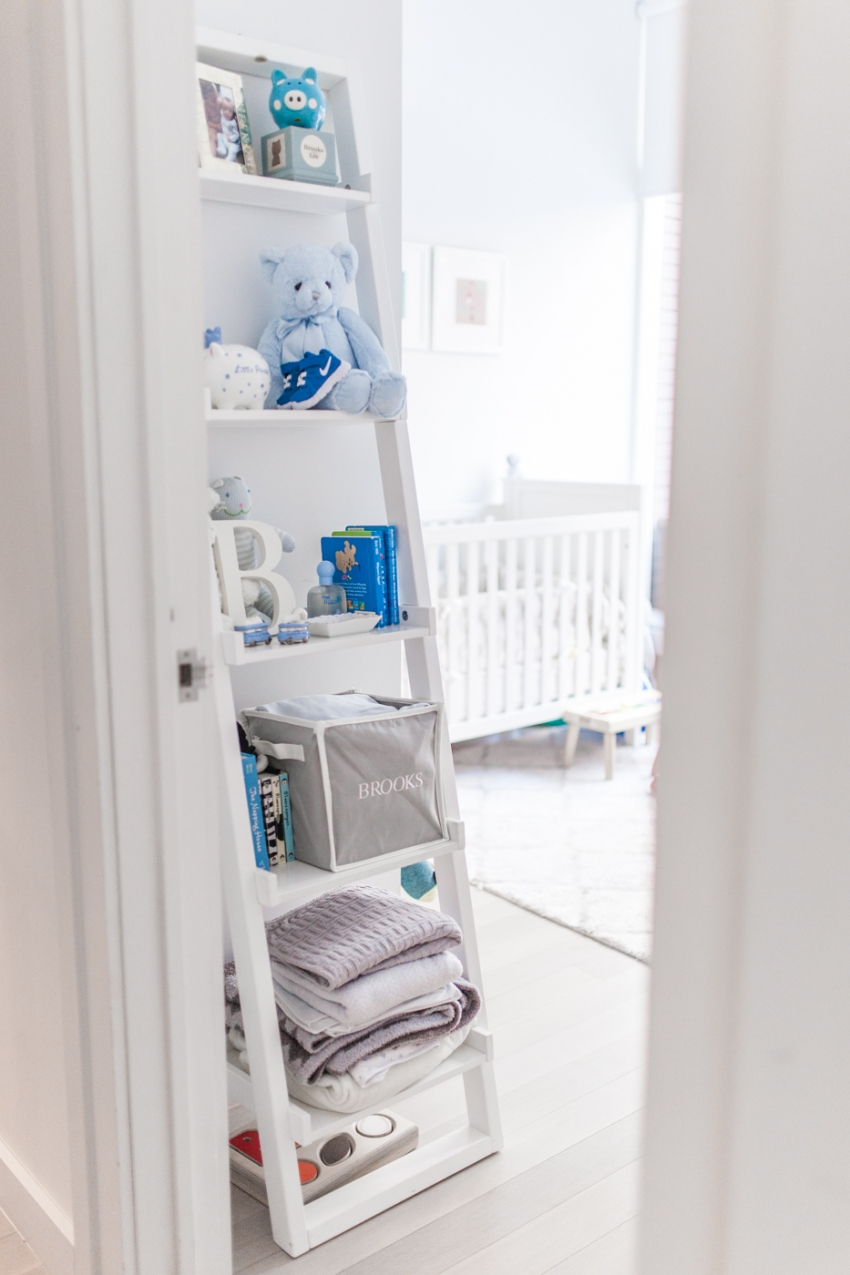 Baby Boy Nursery Decor Ideas - FashionableHostess.com