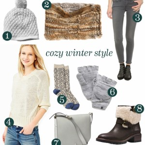 Cozy Weather Picks by Fashionable Hostess