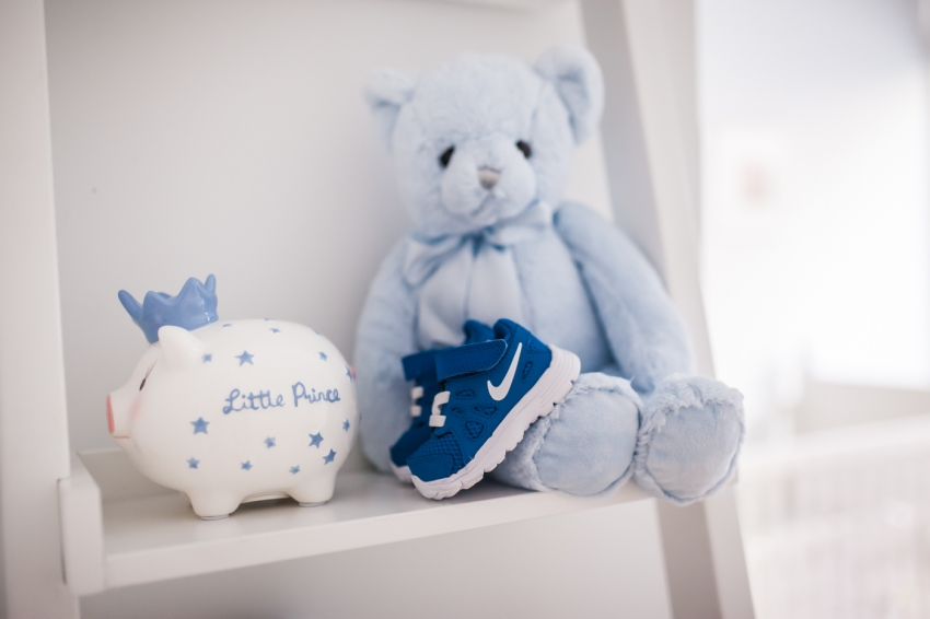 Decor for Baby Boy Nursery - FashionableHostess.com