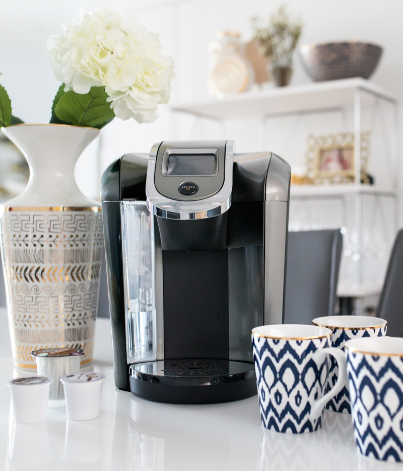 The new Keurig 2.0 hot beverage brewing system on Fashionable Hostess