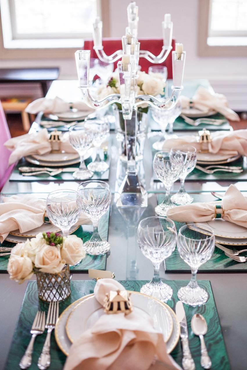 Dinner Party Spotlight Lele Sadoughi - on FashionableHostess.com 6