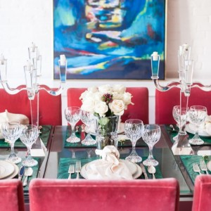 Dinner Party Spotlight Lele Sadoughi - on FashionableHostess.com 8