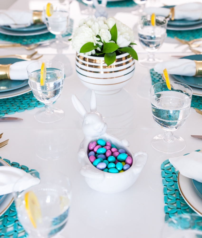 Host Easter Sunday Lunch at Home with Fashionable Hostess