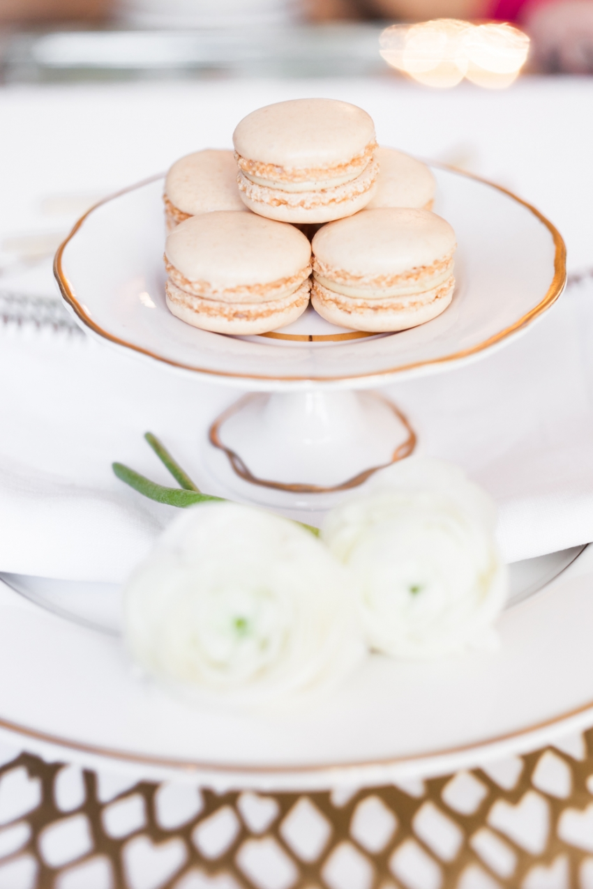 Macaron party Ideas by Fashionable Hostess