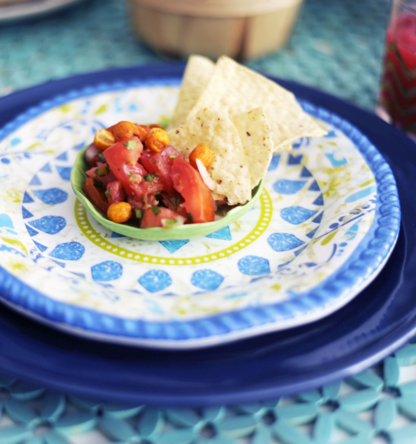 Chip and Salsa appetizers for Cinco de Mayo copy 2