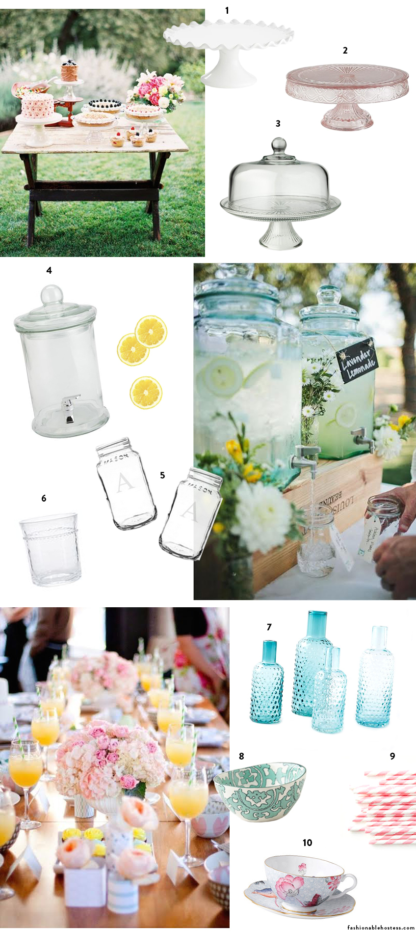 Everything you need to Host a Garden Party 2