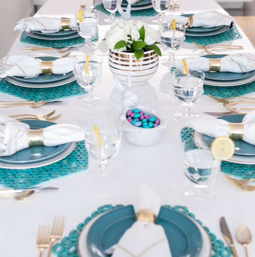 Ideas for easter brunch fashionable hostess ideas for hosting easter sunday at home with fashionable hostessg1 negle Images