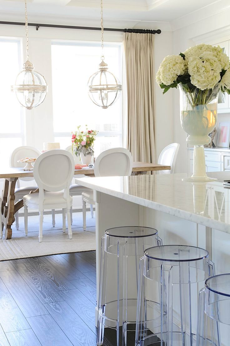 Monika Hibbs Kitchen - Inspiration for White Kitchen