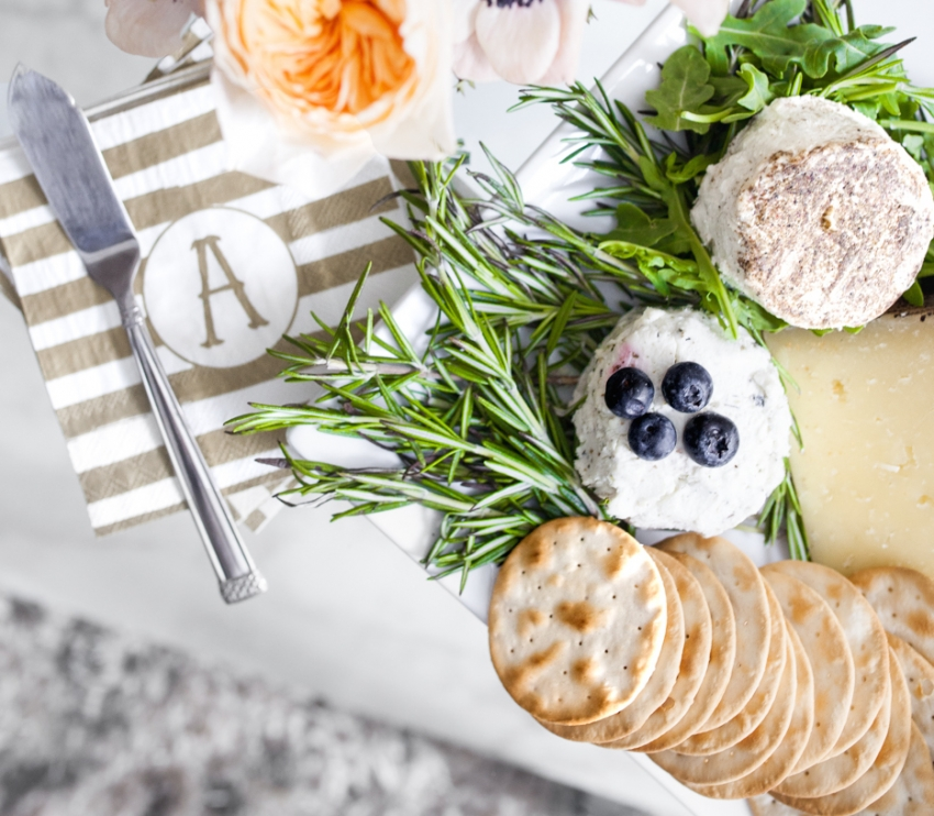 Spring Cheeses to serve at your party