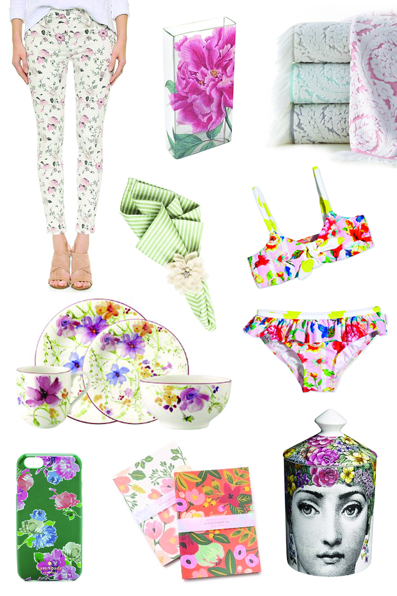 floralpost roundup post on Fashionable Hostess