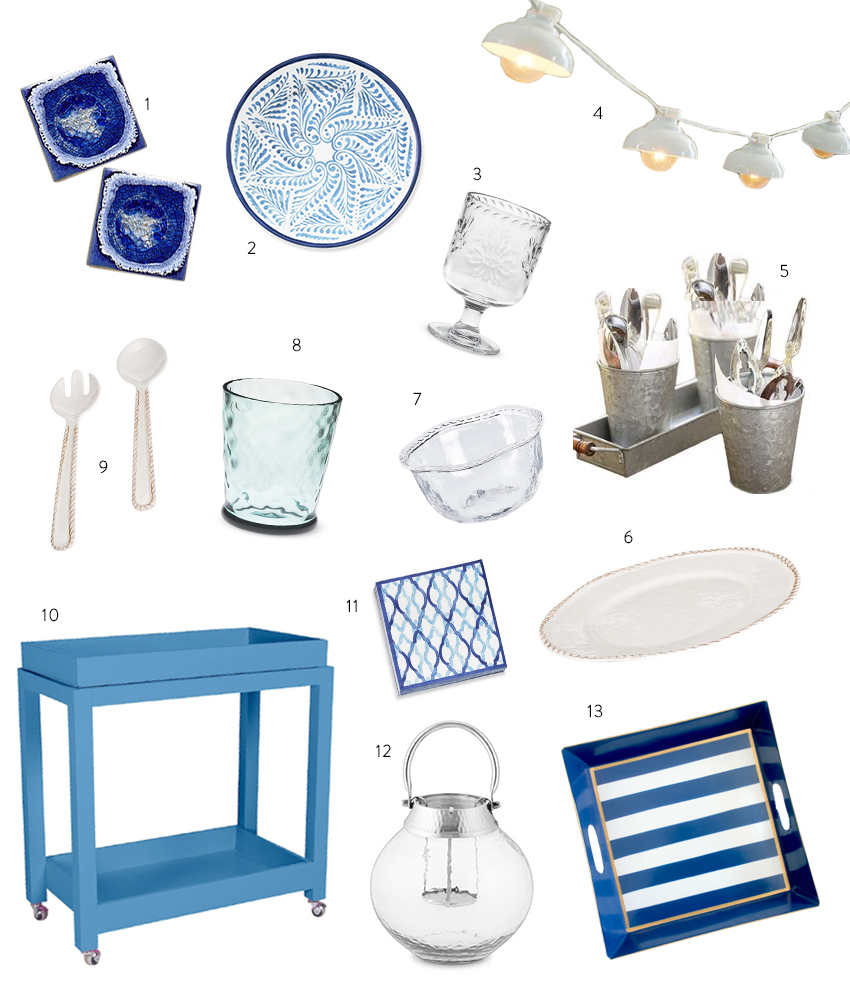 Outdoor Entertaining Essentials for Summer