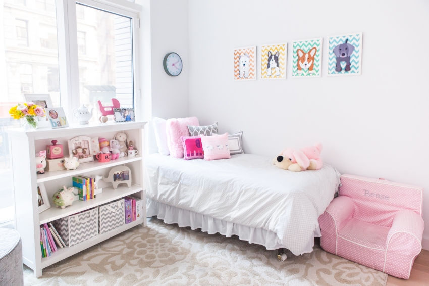 Reese's Toddler Room