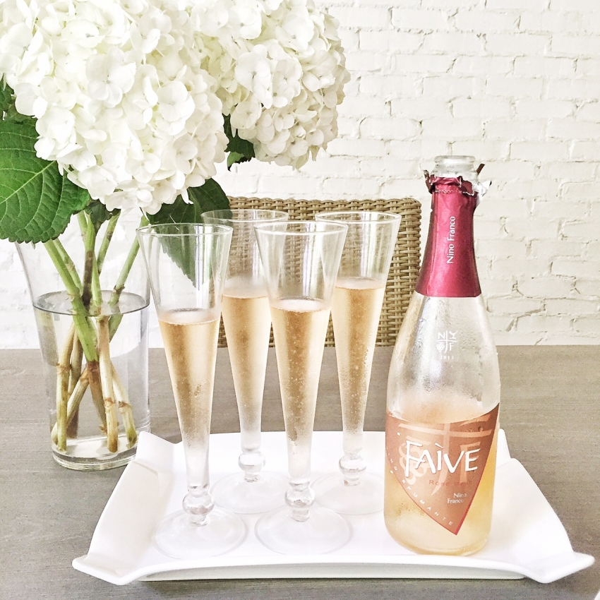 Faive Sparling Rose Wine