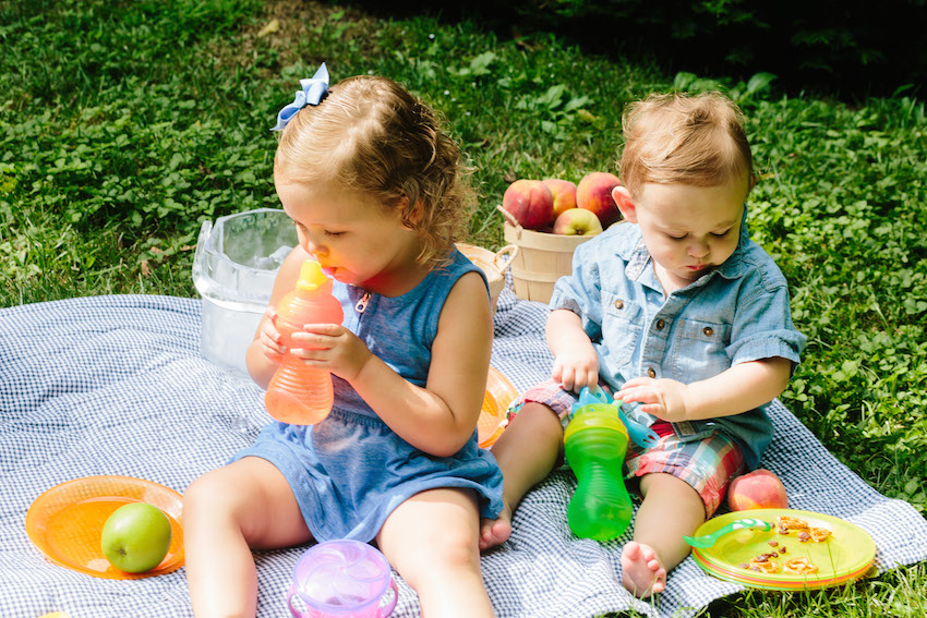 Picnic with Munchkin by Fashionable Hostess - Munchkin Sippy Cups