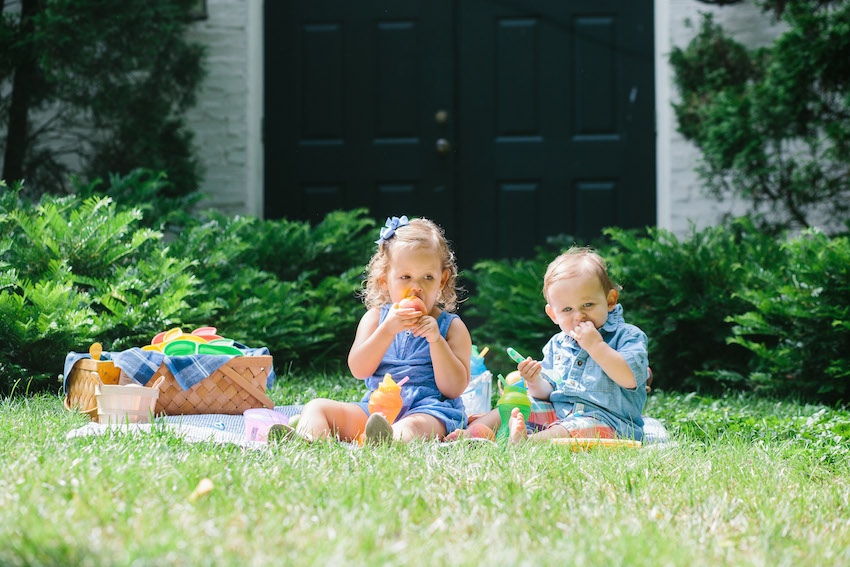 Picnic with Munchkin by Fashionable Hostess5