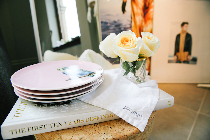 H & M Home plates