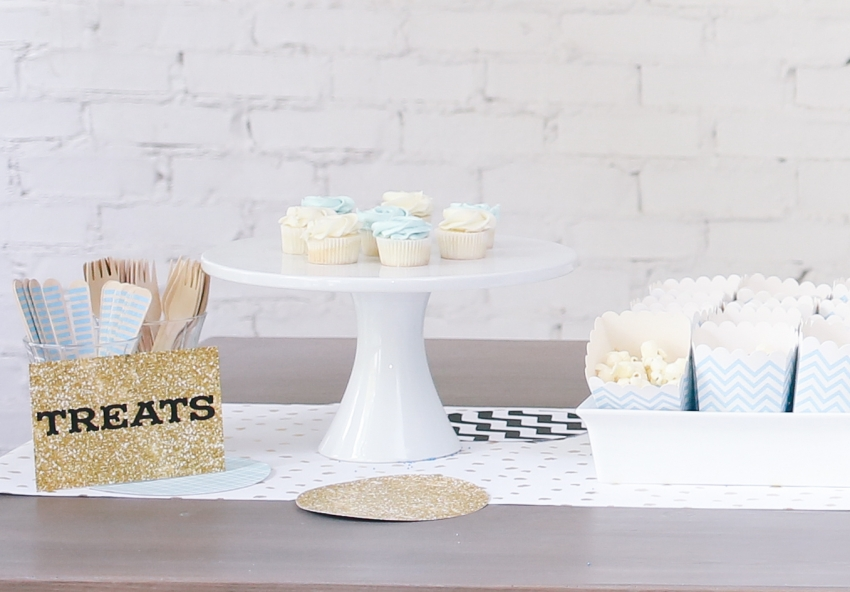 Cupcake and Treats by Minted on Fashionable Hostess2